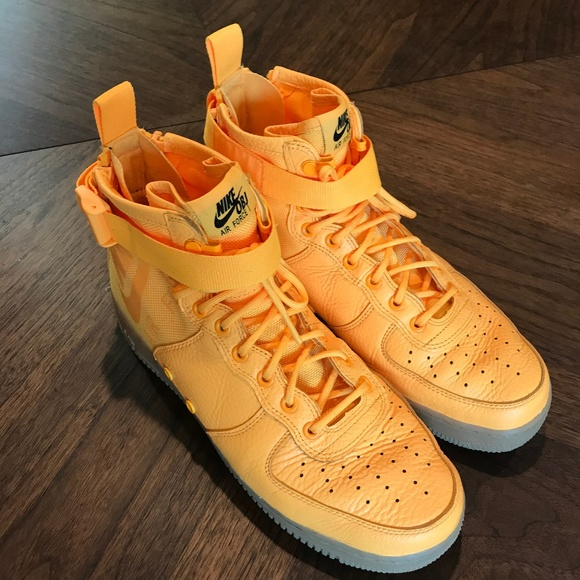 new products d39be e2687 OBJ x Nike Air Force One